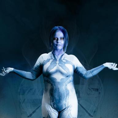 Cortana https://www.instagram.com/forestwraith/